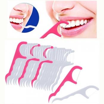 Inflight Dental Floss