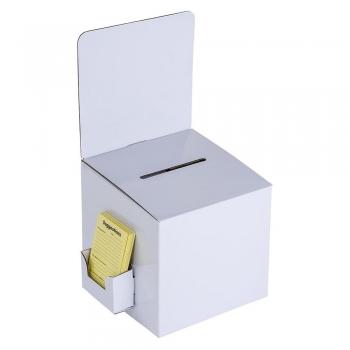 Election Cardboard Ballot Boxes