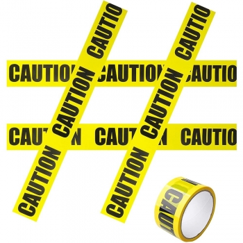 Election Crowd Control Caution Tapes