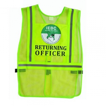 Election Reflective Vests