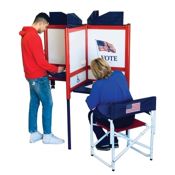 Election Voting Booth