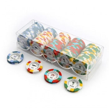 Chip Rack Dealer Trays