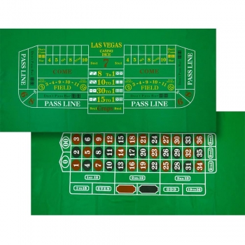 Gaming Tables Layouts Felts