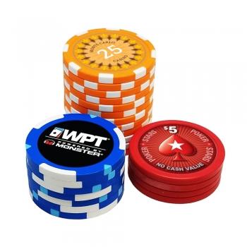 Poker Chips Supplies