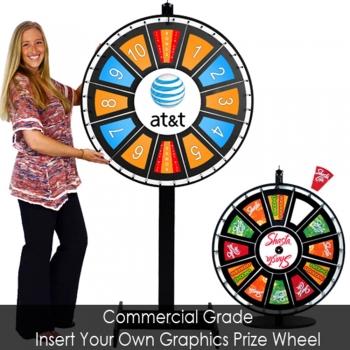 Prize Wheels Accessories