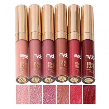 Multi-shade lip glosses