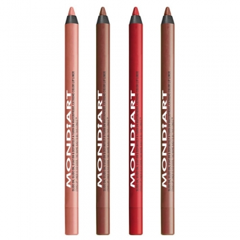 Colored lip liners