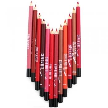 Multi-shade lip liners