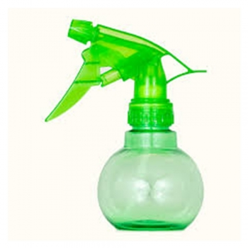 Small spray bottle of water