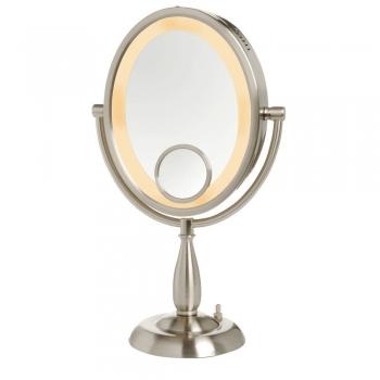 Tabletop Lighted Vanity Mirrors