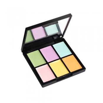 Color correcting Makeup palettes