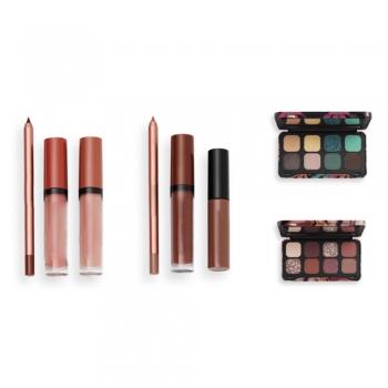 Lip Makeup palettes