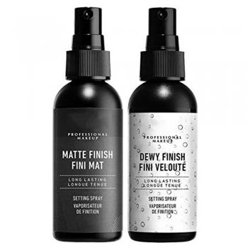 Matte Finish Makeup Setting Sprays