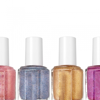 Glitter Nail Lacquers