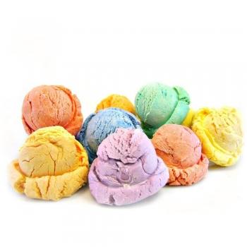 Ice Cream Scoop Bath Bombs