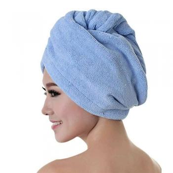 Magic Drying Bathing Towel Cap
