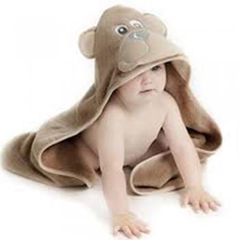 Towel Shower Baby Bear