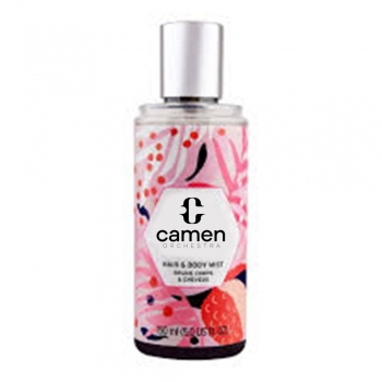 Pink Pepper   Lychee Hair   Body Mists