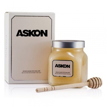 Almond Coconut Milk Honey Baths