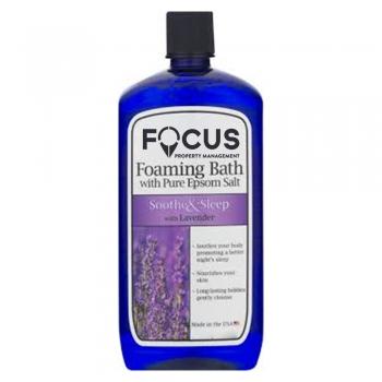 Soothe   Sleep Lavender Foaming Baths