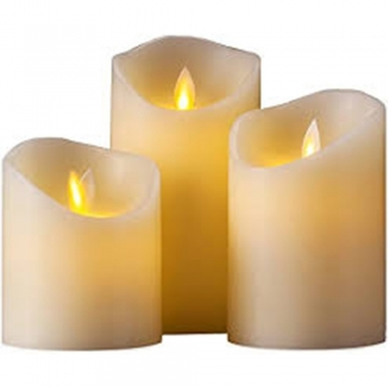 Real Flame Candles