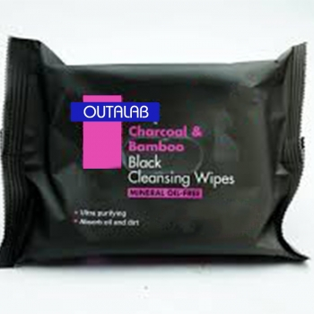 Mineral oil Cleansing   Face Wipes