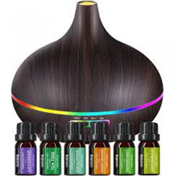 Natural Essential Oil Aroma Diffusers