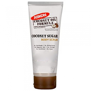 Coconut Oil Body Scrubs