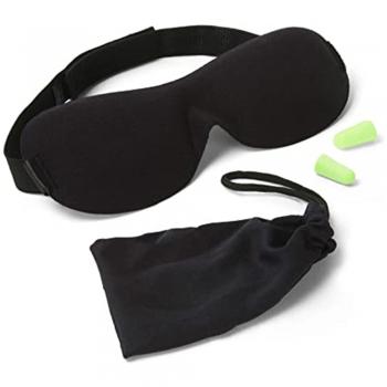 Bedtime Bliss Contoured Eye Masks
