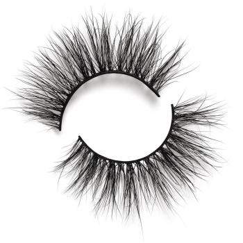 Downturned Eyelashes
