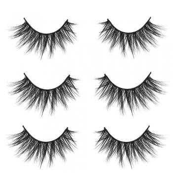 Monolid Eyelashes