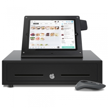 Integrated POS tablet or iPad