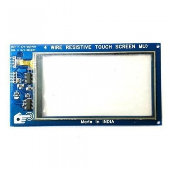 Resistive Touch Screens