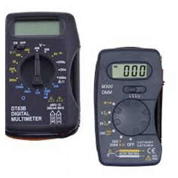 Ohmmeters Testers