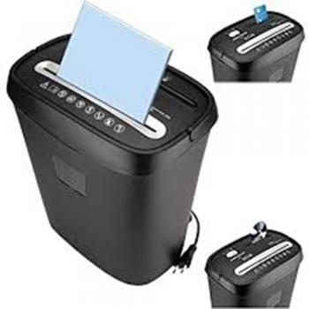 Paper shredders for CDs, DVDs