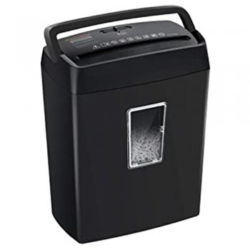 Paper shredders with wastebasket