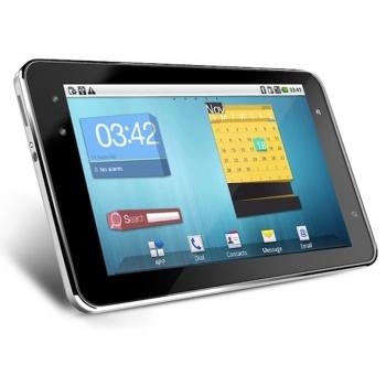 Tablet compass and light sensors.