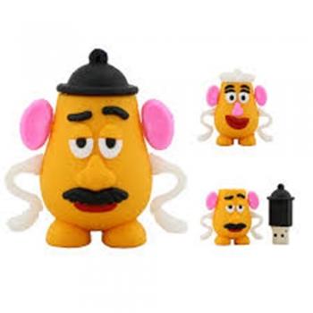 Toy Head USB Drives