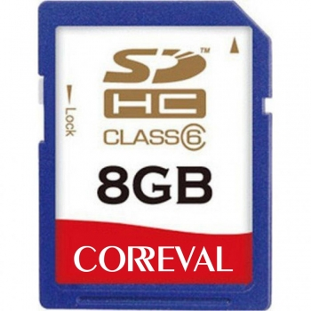 SDHC Flash Memory Cards