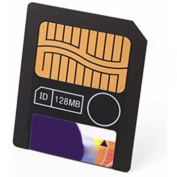 SMARTMEDIA Flash Memory Cards