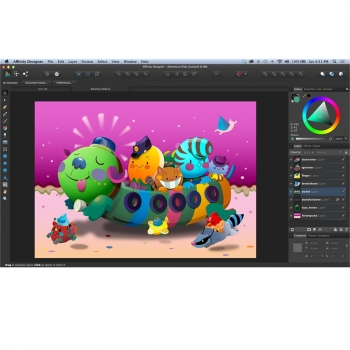 Affinity Graphic & Design Software's