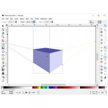 Inkscape Graphic & Design Software's
