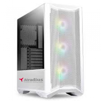 Mesh case hard drive enclosure and cases