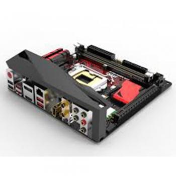 ATX motherboard's IO ports