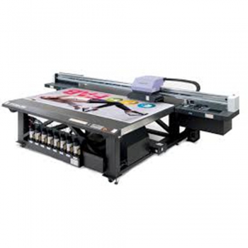 UV-Based Flatbed Printers