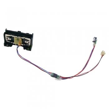 Mini magnetic stripe reader msr009