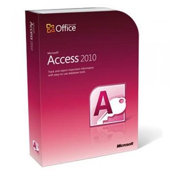 Microsoft Access software's