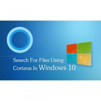 Microsoft Cortana software's