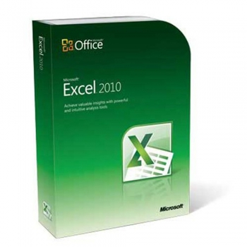 Microsoft Excel software's