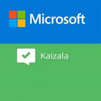 Microsoft Kaizala software's